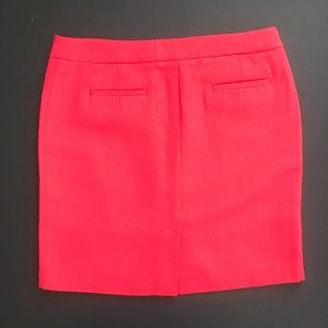 Cynthia Rowley Skirts - Melon colored Cynthia Rowley work skirt